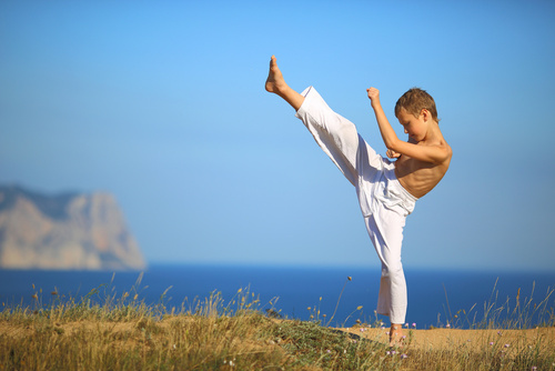 4 WAYS KARATE HAS CHANGED KID'S LIVES