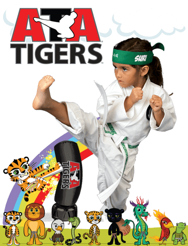 ATA Martial Arts Karate Atlanta - ATA Tigers